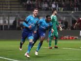 Arsenal zet bij AC Milan grote stap naar kwartfinale