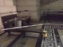 Dweilen met de kraan open in het Brusselse Justitiepaleis