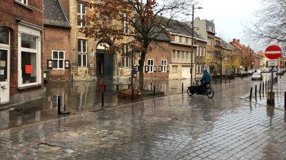 Creatief met slechte kasseien: in Turnhout vervangt stad ze door asfalt met een motiefje