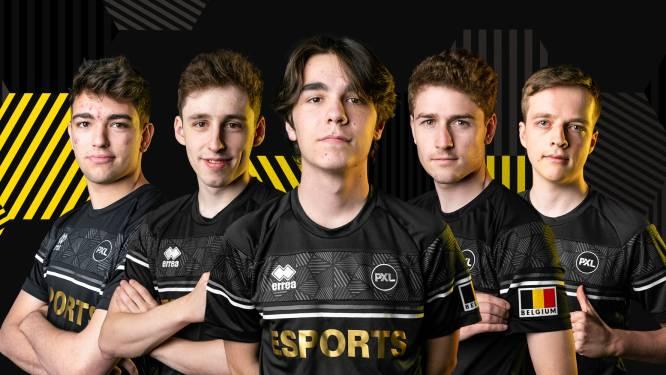 Kroont PXL Esports zich tot beste Valorant-studententeam ter wereld?