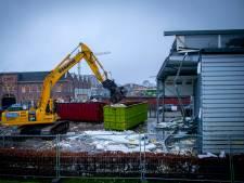 Eind van een tijdperk: pompgebouw dat vieze erfenis gasfabriek Tilburg weghaalde ligt plat