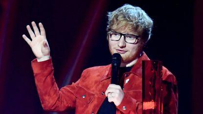 """Ed Sheeran over zijn ring: """"Ik snap niet waarom mannen geen verlovingsring dragen"""""""