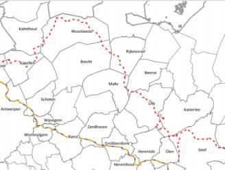 Pijpleiding naar Ruhrgebied treft 348 percelen en natuurgebied in Lille: gemeente dient negatief advies in