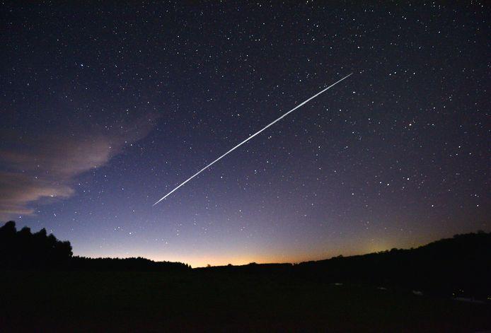 SpaceX heeft nog eens zestig satellieten voor zijn Starlink-constellatie gelanceerd.