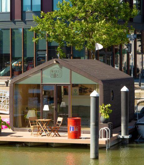 De Bossche Kraan draait goed en richt zich nu op het water met vijf 'hotelboten'