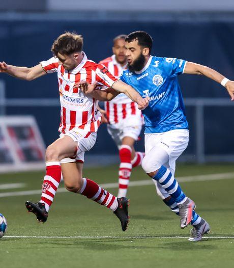 Penalty in slotseconde bezorgt FC Den Bosch derbyzege op TOP Oss