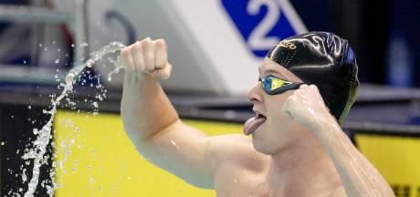 De Boer verbetert op 100 meter achttien jaar oud record Van den Hoogenband