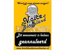 Blaaskapel blaast talentenjacht The Voice of Borchländ af