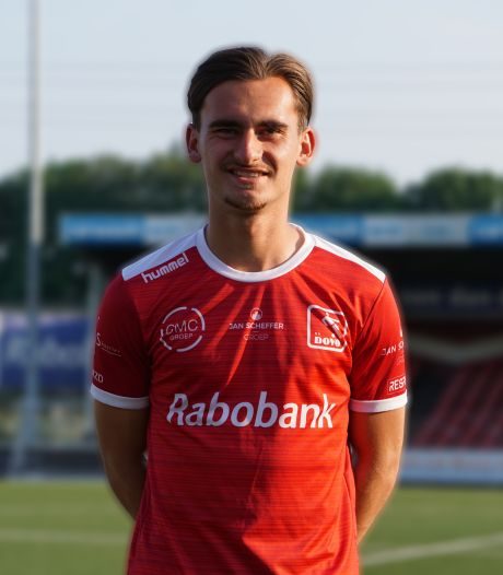 Kevin Greeven stapt over naar DOVO