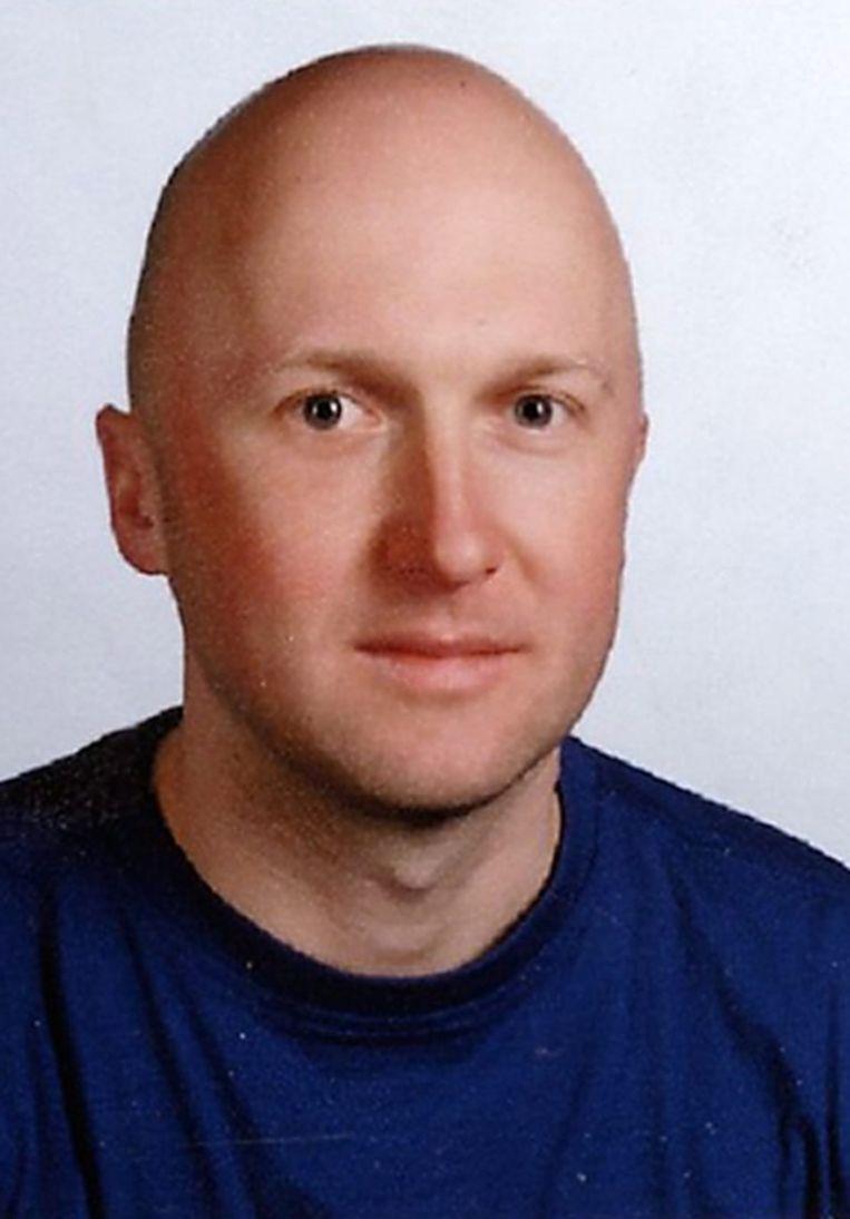 Verdachte Holger B.