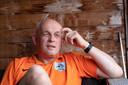 René Scholten bezoekt het Nederlands elftal al sinds 1977. Inmiddels staat de teller op 195 interlands.