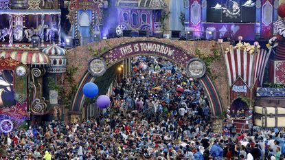 Tomorrowland trekt opnieuw naar het buitenland