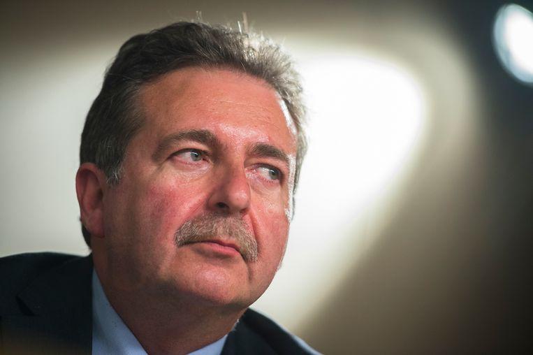 Brussels minister-president Rudi Vervoort. Beeld BELGA