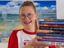Tess (12) is het gezicht van de Kinderjury van de Kinderboekenweek: 'Van lezen leer je heel veel'