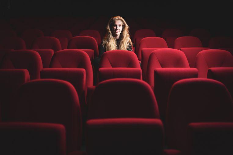 Regisseur Zorba Huisman van de 'Lentekusjes' van Toneelgroep Maastricht. Beeld Bjorn Fris