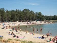 'Corona-maximum' bereikt: bezoekers Bussloo, Strand Horst, Strand Nulde en Zandenplas worden geweigerd