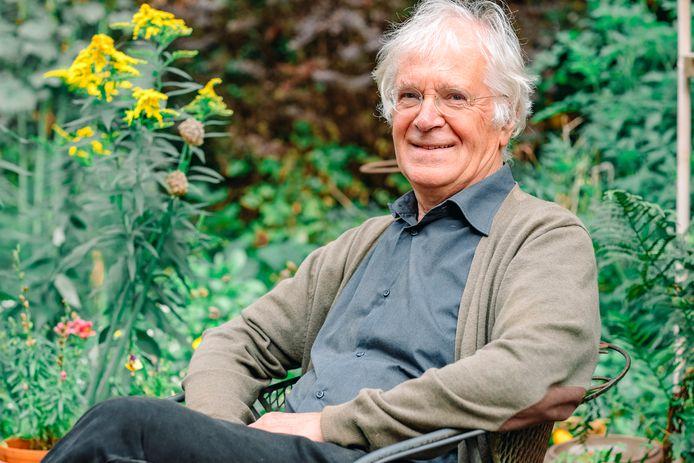 Hoogleraar Toegepaste Filosofie Michiel Korthals, auteur van het zojuist verschenen boek Goed Eten.