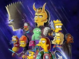 'The Simpsons'-krijgen kortfilm in Marvel-thema