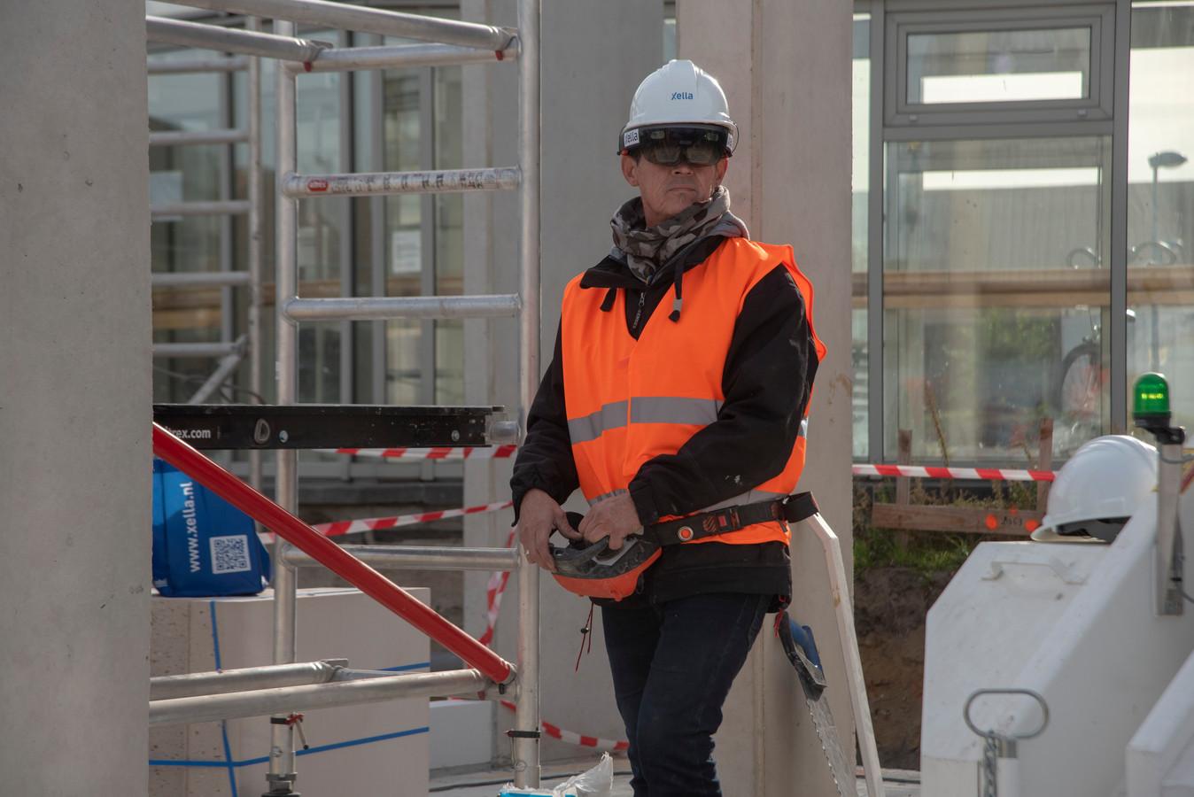 Archiefbeeld: er wordt een nieuw WZC in Merelbeke gebouwd.