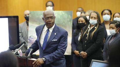 Agent die zwarte man doodschoot in Atlanta zit vast
