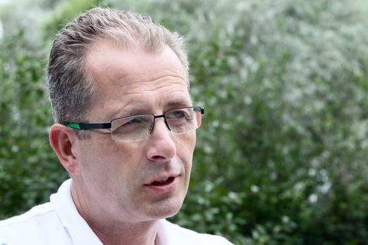 Huisarts Marco Blanker zei vorig jaar bij Dokkum: 'Maarten, dit is jouw finish'.