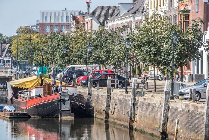 Zwolle zag het aantal miljoenenwoningen het afgelopen jaar fors toenemen.