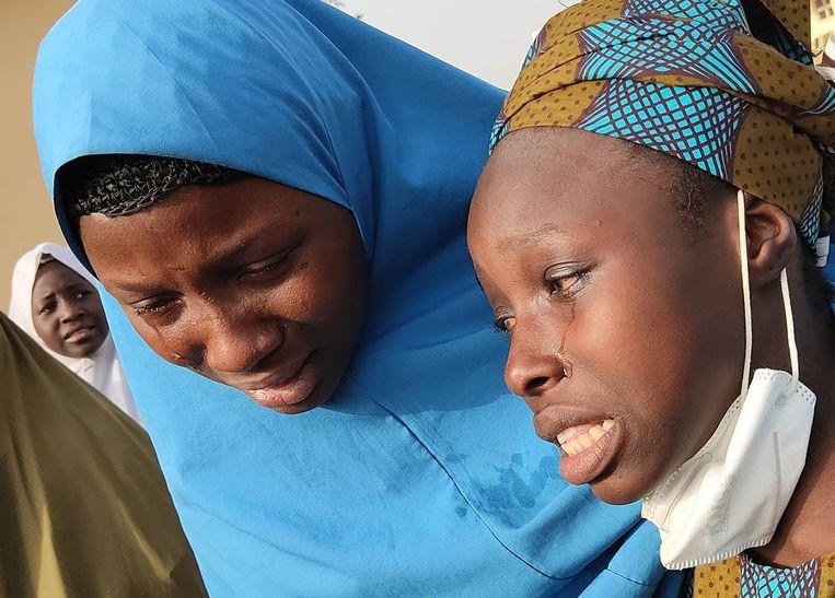 De burgerrechtenbeweging CSO's, bestaande uit veel mensenrechtengroepen in Nigeria, verklaarde afgelopen weekend dat zij vreest dat het land afglijdt naar een gevaarlijke vorm van anarchie Beeld AFP