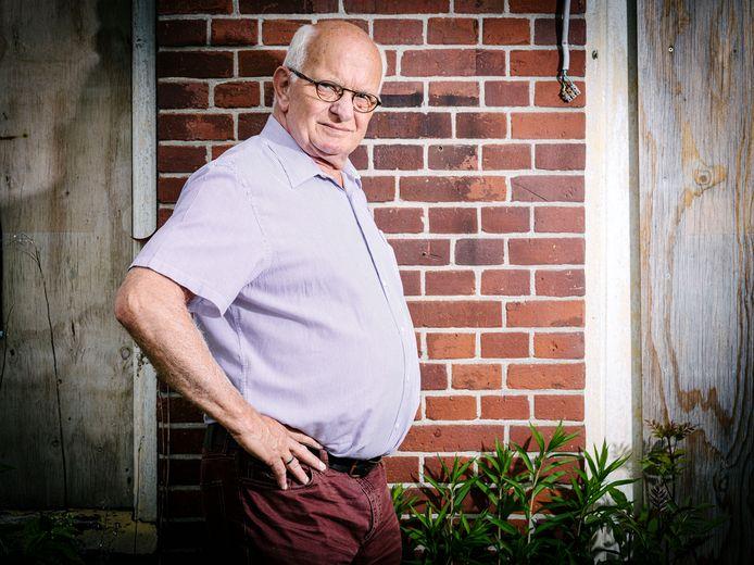Asbestdeskundige Jan van Willigenburg.