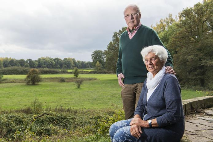 Afscheidsinterview met Bram Hulshof en echtgenote Bep van MS Patiënten Vereniging Twente.