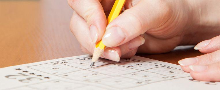 Speel hier de sudoku van zondag 20 oktober