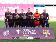 Martens wint zevende prijs met FC Barcelona: 3-0 winst in finale Copa de la Reina