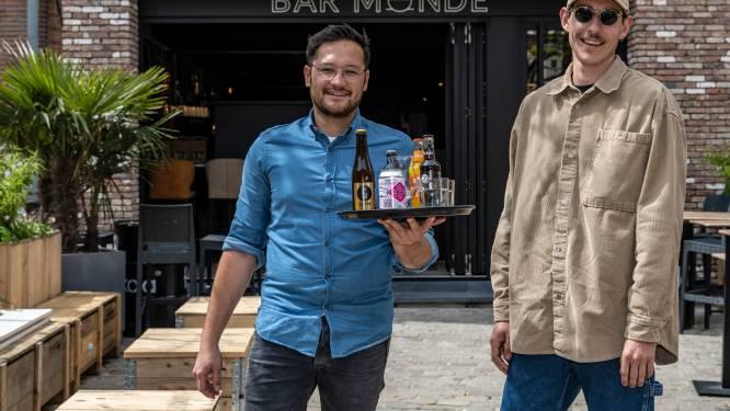 """Stad krijgt er bij heropening horeca ook nieuwe trendy bar bij: """"Jaar tijd genomen om concept Bar Monde op punt te stellen"""""""
