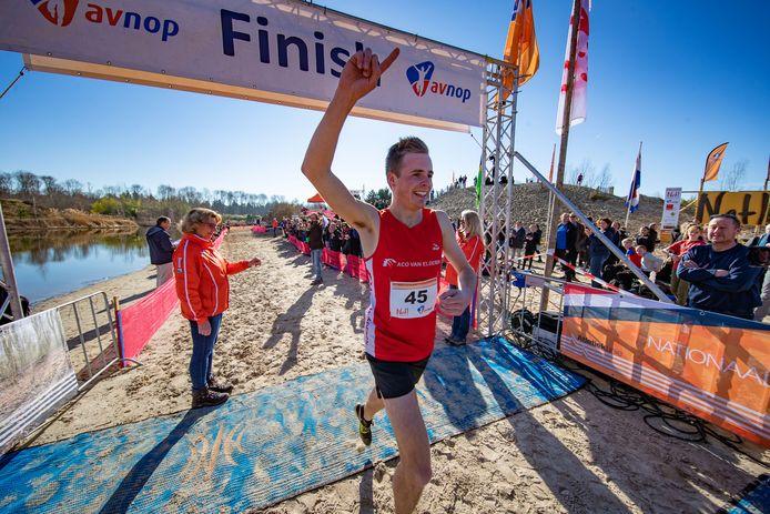 Op het Netl park in Kraggenburg was Nick Marsman uit Ommen vorig jaar met afstand de snelste op de korte cross.