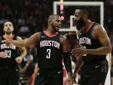 Houston Rockets overtuigen met twaalfde zege op rij