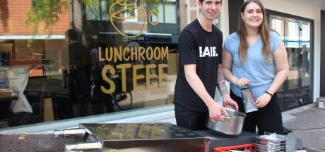 Lunchroom Steef in Veghel, een droom die uitkomt
