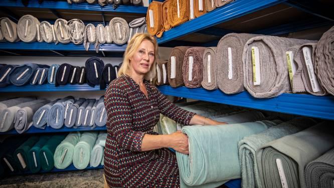 Een 'echte' winkel beginnen? Jenny (56) waagt de sprong en opent in Hengelo een stoffenzaak