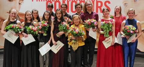 Amersfoorter Mischa van Tijn (17) pakt prijzen op Prinses Cristina Concours