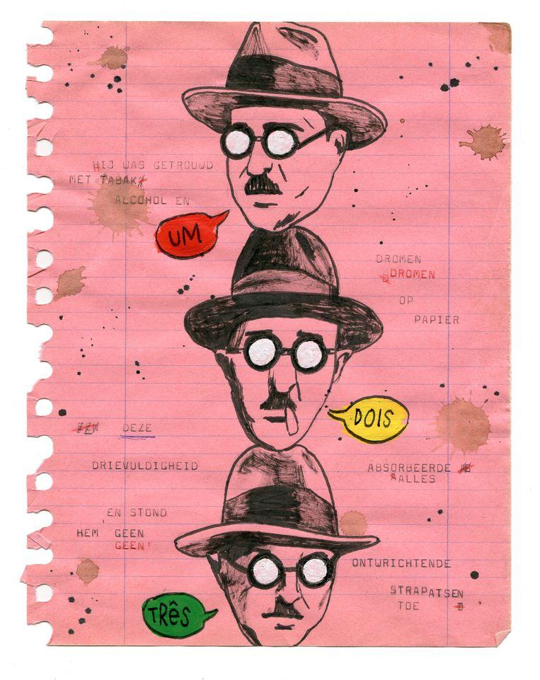 Uit De Schatkist Van De Portugese Grootheid Fernando Pessoa