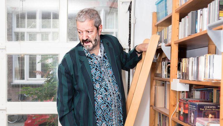 Hugo Heinen (72) Beeld Els Zweerink