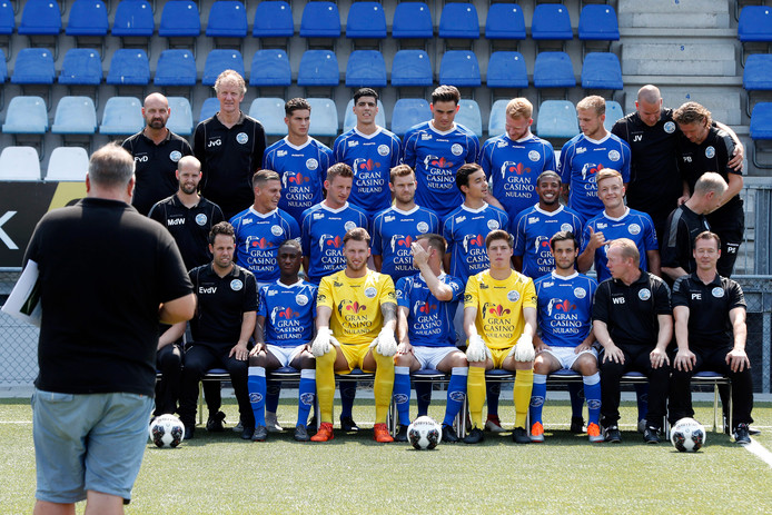 FC Den Bosch heeft voorlopig nog steeds een selectie van slechts zestien spelers.