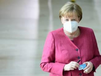 Merkel wil meer bevoegdheden voor Europa op vlak van gezondheid