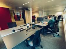 Naar de les in de co-workingspace: studenten Arteveldehogeschool krijgen 'campus' bij communicatiebureau