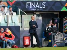 """L'Union Belge reste """"à 100%"""" derrière Roberto Martinez"""