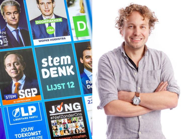 Help, op welke partij moeten we straks stemmen? Columnist Niels Herijgens zocht duidelijkheid via een praktijkvoorbeeld.
