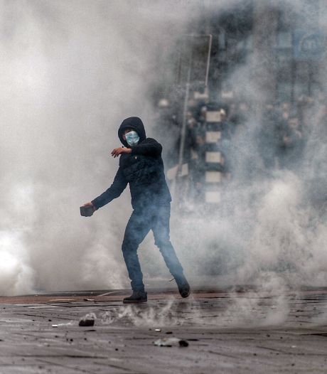 Uiterst middel traangas wordt extreem zelden gebruikt: in Oost-Brabant was het twintig jaar geleden