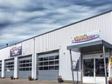Muntbox bij garagebedrijf voor derde keer in twee maanden opengebroken
