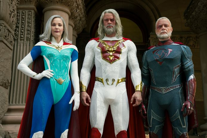 'Jupiter's Legacy' is Netflix' eerste poging een eigen superheldenuniversum uit te bouwen.