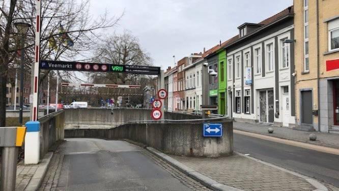 Voortaan ook CNG-wagens welkom in parking Veemarkt
