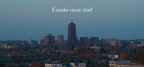 Verlaten straten, het openbaar leven op pauze: Filmmakers maken film over 'Enschede in Coronatijd'