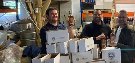 Mannendroom voor vrienden uit West-Brabant, eigen rum en een limited edition met Danny Vera: 'Het loopt uit de hand'
